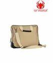 Jute Laptop Conference Bag
