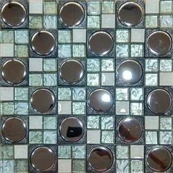 Resine Balero SS Glass Mosaic Tile