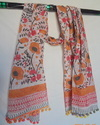 Floral Printed Stole