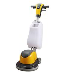 Floor Scrubbers And Polishers Single Disc Floor Scrubber Polisher - Floor scrubers
