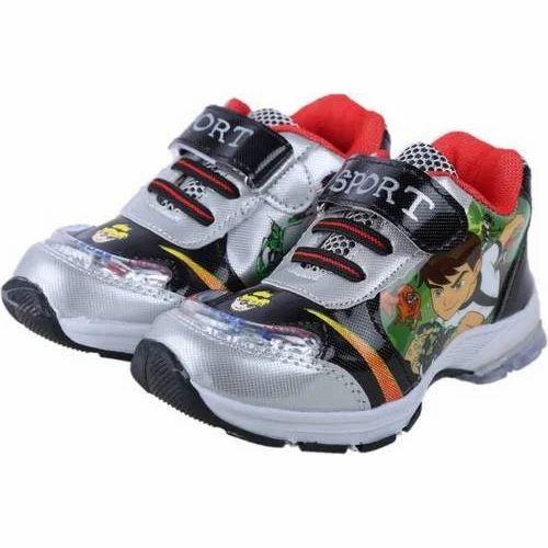 ben 10 light up shoes