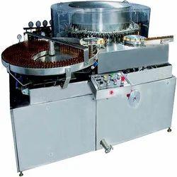 External Vial Washing and Drying Machine