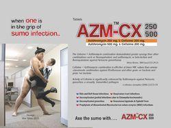 Azithromycin 500 mg   Cefixime 200mg