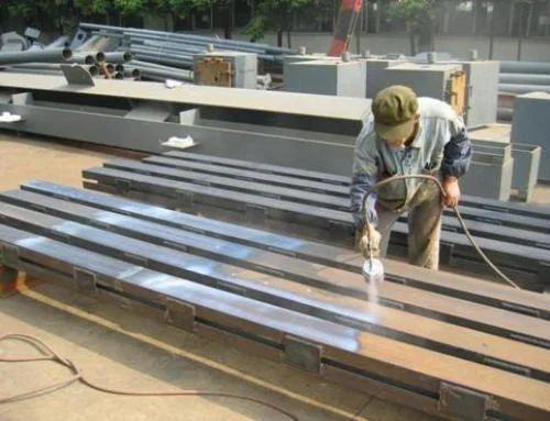 Industrial Primer Paints - Zinc Anode 304 MZ Zinc Silicate