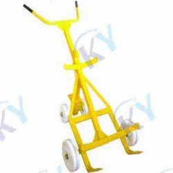 Drum Trolley 4 Wheeler