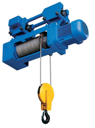 Industrial Hoists Electric Wire Rope Hoist Manufacturer