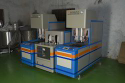 Fully Automatic Linear PET Bottle Blowing Machine.