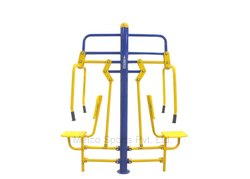 Metco Push Pull Chair, Outdoor Gym Equipment