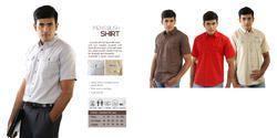 Woven Shirt Bush Shirt