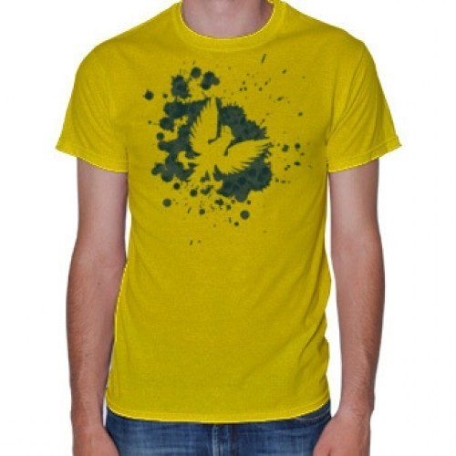 Mens T-Shirt with Print
