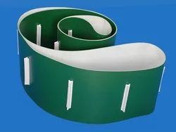 Ultrasonic Cleated Conveyor Belts