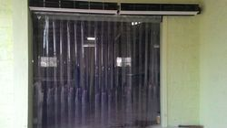 Cold Storage PVC Strip Curtains