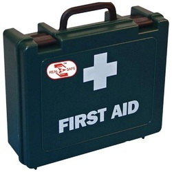 First Aid Box Fibreglass