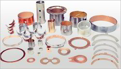 Bi-Metal Bearings & Parts