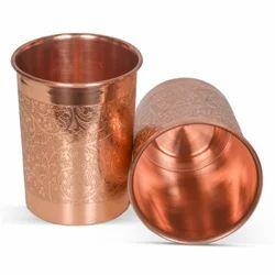 Antique Copper Glass