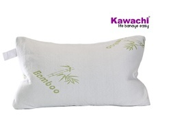 Kawachi Shredded Pillow With Miracle Bamboo Hypoallergenic