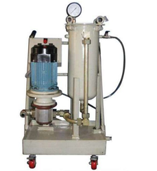Industrial Filtration Equipments