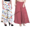 Trendy Printed Palazzo For Women