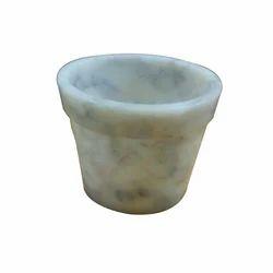 FV-106 Marble Flower Vases