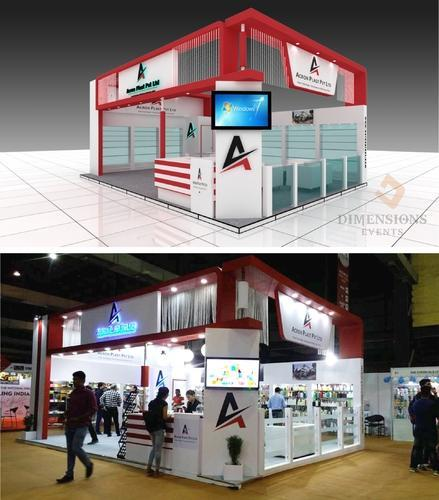 Exhibition Booth Dimensions : Exhibition booth design service exhibition booth design service