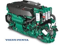 600 KVA Volvo Penta Generator