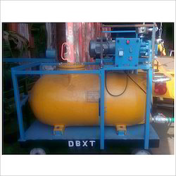 Electrically Operated Suction Discharge System
