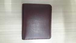 Leather Vertical Wallet