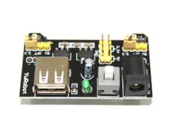 Bread Board Power Supply Module 3.3V & 5V Output