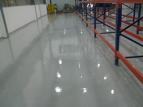 Industrial Flooring Heavy Duty Flooring Service Provider From