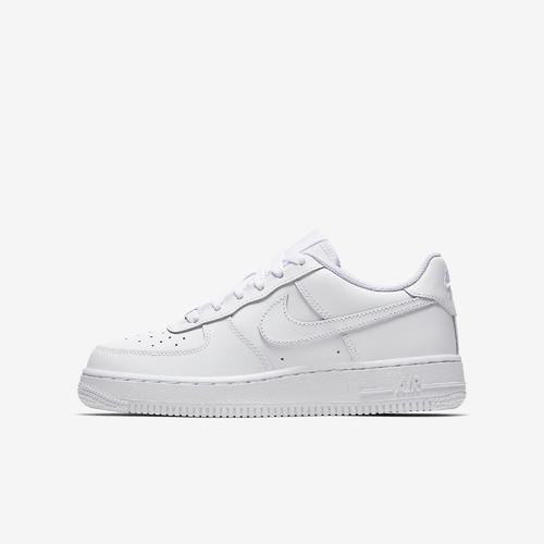 Men Nike Airforce 1 White Shoes, Rs