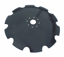 Notched Harrow Disc 26""