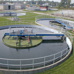 Industrial Waste Water Management Plant