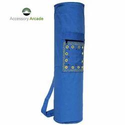 Mirror & Beadwork Yoga Mat Bags