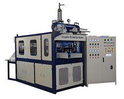 Automatic Disposal Glass Making Machine