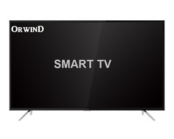 Philips and LG Black and Silver LED TV Smart 4K