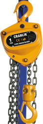 Cranlik Chain Pulley Block