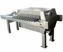 Cast Iron Filter Press