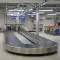 Baggage Trolley Conveyor