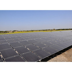 Solar Power Generation System Project