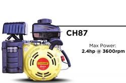 CH 87 Petrol bare engine