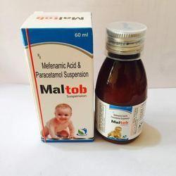 Maltob Paracetamol Suspension