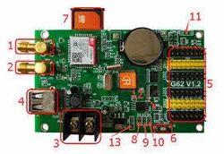 HD G62 GPRS Control Card