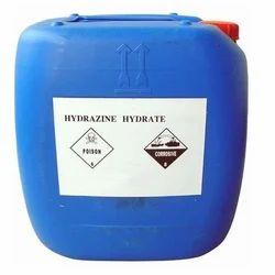 Hydrazine Hydrate Catalyzed