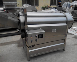 Potato Chips Masala Coating Machine