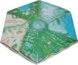 Land From Model Set of 8