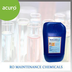 RO Maintenance Chemicals