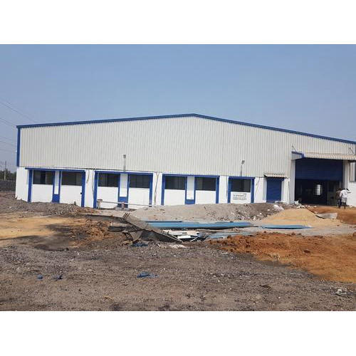 Light Industrial Construction Cost Per Square Foot: Commercial Roofing Sheds Manufacturer