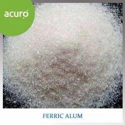 Ferric Alum