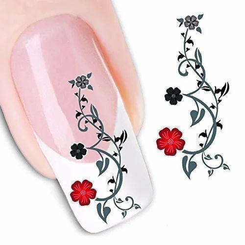 Nail Art Sticker Manufacturer From Vasai