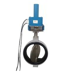 Motorized Butterfly Valve Manufacturers Suppliers Traders